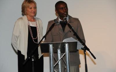 The bi-annual ASAP Fundraiser in London
