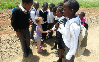 TRIXIE'S BIG AFRICAN ADVENTURE!