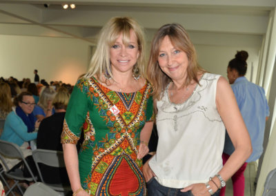 JO WOOD and CATH KIDSTON
