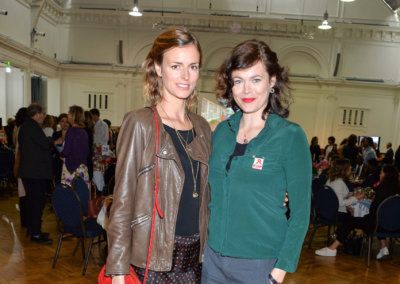 JACQUETTA WHEELER and JASMINE GUINNESS