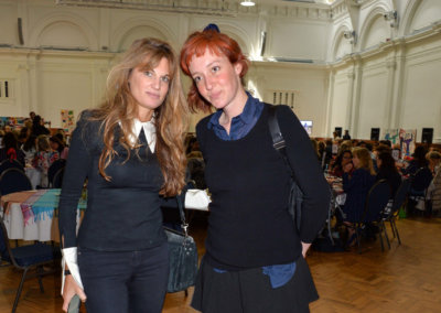 JEMIMA KHAN and KATE ROTHSCHILD